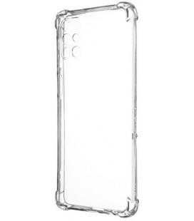 """Skaidrus dėklas Samsung Galaxy M31S telefonui """"Tactical TPU Plyo Cover"""""""