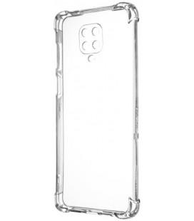 "Skaidrus dėklas Xiaomi Redmi Note 9 Pro Max telefonui ""Tactical TPU Plyo Cover"""
