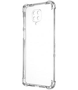 "Skaidrus dėklas Xiaomi Redmi Note 9 Pro / 9S telefonui ""Tactical TPU Plyo Cover"""
