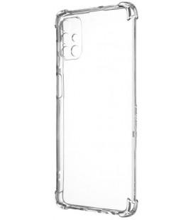 """Skaidrus dėklas Samsung Galaxy M51 telefonui """"Tactical TPU Plyo Cover"""""""