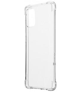 "Skaidrus dėklas Samsung Galaxy A71 telefonui ""Tactical TPU Plyo Cover"""