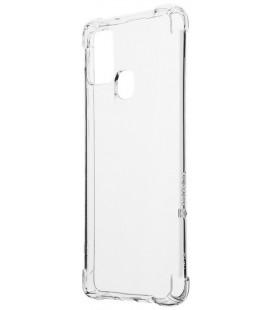 "Skaidrus dėklas Samsung Galaxy A21S telefonui ""Tactical TPU Plyo Cover"""