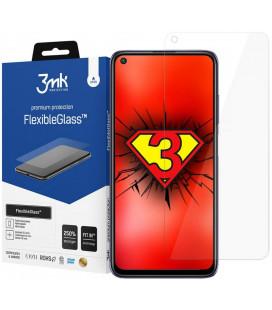 "Ekrano apsauga Xiaomi Redmi Note 9T 5G telefonui ""3MK Flexible Glass"""