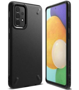 """Juodas dėklas Samsung Galaxy A52 5G telefonui """"Ringke Onyx"""""""