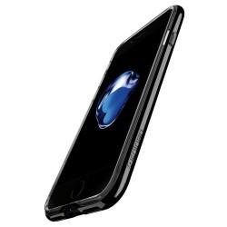 Skaidrus plonas 0,3mm silikoninis dėklas Samsung Galaxy E5 telefonui