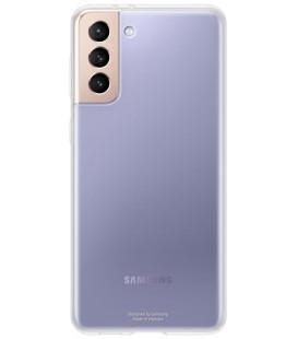 "Originalus skaidrus dėklas ""Clear Cover"" Samsung Galaxy S21 Plus telefonui ""EF-QG996TTE"""