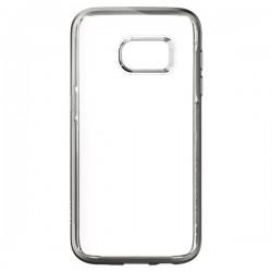 Skaidrus plonas 0,3mm silikoninis dėklas LG G3 telefonui