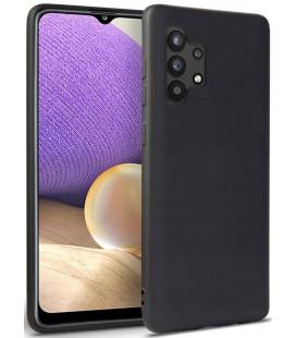 """Juodas dėklas Samsung Galaxy A32 5G telefonui """"Tech-protect Icon"""""""
