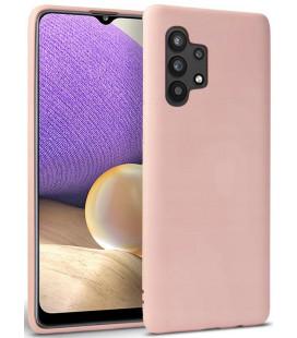 """Rožinis dėklas Samsung Galaxy A32 5G telefonui """"Tech-protect Icon"""""""
