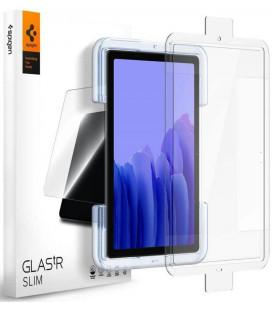 """Apsauginis grūdintas stiklas Samsung Galaxy Tab A7 10.4 T500/T505 planšetei """"Spigen Glas.TR EZ Fit"""""""