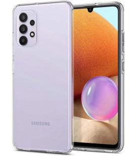 "Skaidrus dėklas Samsung Galaxy A32 LTE telefonui ""Spigen Liquid Crystal"""