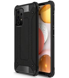 """Juodas dėklas Samsung Galaxy A52 telefonui """"Tech-Protect Xarmor"""""""