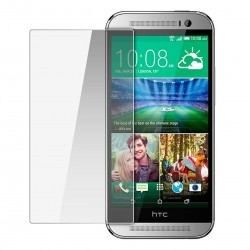 Apsauginis grūdintas stiklas HTC One M8 telefonui