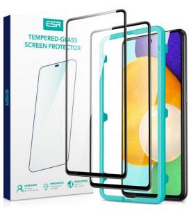 """Apsauginiai grūdinti stiklai Samsung Galaxy A52 telefonui """"ESR Screen Shield 2-Pack"""""""