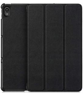 """Juodas atverčiamas dėklas Lenovo Tab P11 11.0 TB-J606 planšetei """"Tech-Protect Smartcase"""""""