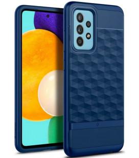"Mėlynas dėklas Samsung Galaxy A52 telefonui ""Caseology Parallax"""