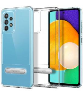 "Skaidrus dėklas Samsung Galaxy A52 telefonui ""Spigen Slim Armor Essential S"""