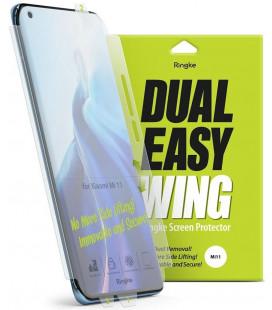 """Apsauginė ekrano plėvelė su šonų apsauga Xiaomi Mi 11 telefonui """"RIngke Dual Easy"""""""