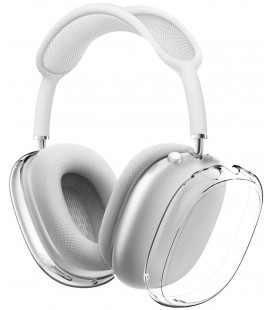 "Skaidrus dėklas Apple Airpods Max ausinėms ""Spigen Ultra Hybrid Pro"""