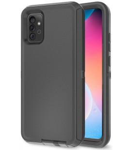 """Juodas dėklas Samsung Galaxy A72 telefonui """"Tech-protect Adventure"""""""