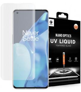 """Skaidrus apsauginis grūdintas stiklas Oneplus 9 Pro telefonui """"Mocolo UV Glass"""""""