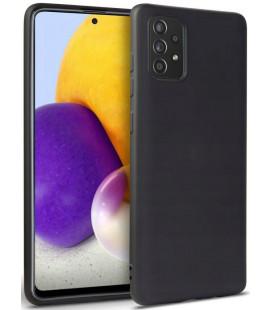 """Juodas dėklas Samsung Galaxy A52 LTE/5G telefonui """"Tech-protect Icon"""""""