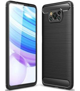 """Juodas dėklas Xiaomi Poco X3 Pro / X3 NFC telefonui """"Tech-Protect"""""""