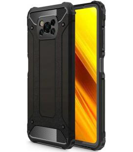 """Juodas dėklas Xiaomi Poco X3 Pro / X3 NFC telefonui """"Tech-Protect Xarmor"""""""