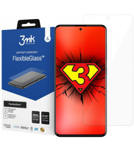 "Ekrano apsauga Samsung Galaxy A72 telefonui ""3MK Flexible Glass"""