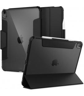 """Juodas atverčiamas dėklas Apple iPad Air 4 2020 planšetei """"Spigen Ultra Hybrid Pro"""""""