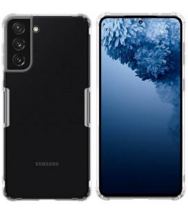 """Skaidrus silikoninis dėklas Samsung Galaxy S21 Plus telefonui """"Nillkin Nature"""""""