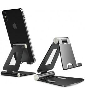 """Pilkas universalus stovas telefonams ir planšetiniams kompiuteriams """"Tech-Protect Z16"""""""