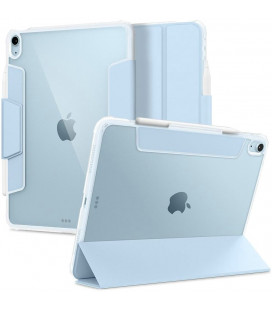 """Mėlynas atverčiamas dėklas Apple iPad Air 4 2020 planšetei """"Spigen Ultra Hybrid Pro"""""""