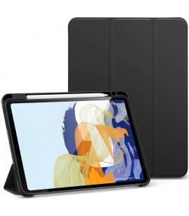 """1924Juodas atverčiamas dėklas Apple iPad Pro 11 2020/2021 planšetei """"ESR Rebound Pencil"""""""