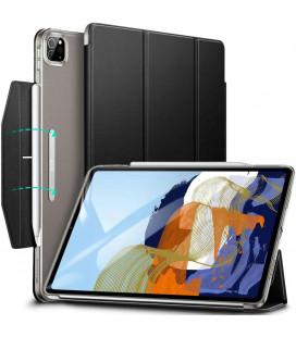 """Juodas atverčiamas dėklas Apple iPad Pro 11 2020/2021 planšetei """"ESR Ascend Trifold"""""""
