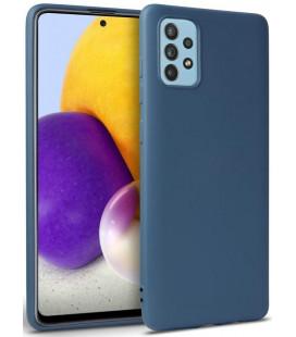"""Mėlynas dėklas Samsung Galaxy A52 LTE/5G telefonui """"Tech-protect Icon"""""""
