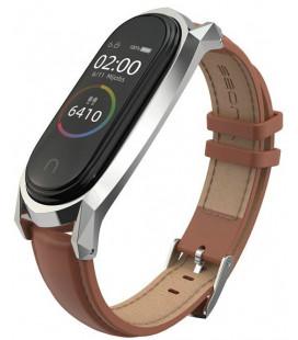 """Ruda apyrankė Xiaomi Mi Smart Band 5/6 laikrodžiui """"Tech-Protect Herms"""""""