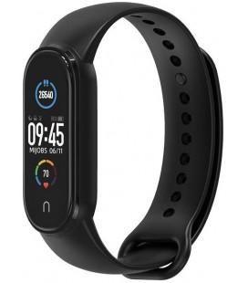 """Juoda apyrankė Xiaomi Mi Smart Band 5/6 laikrodžiui """"Tech-Protect Iconband"""""""