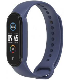 "Mėlyna apyrankė Xiaomi Mi Smart Band 5/6 laikrodžiui ""Tech-Protect Iconband"""