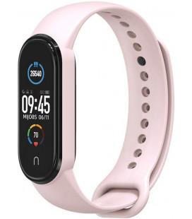 """Rožinė apyrankė Xiaomi Mi Smart Band 5/6 laikrodžiui """"Tech-Protect Iconband"""""""