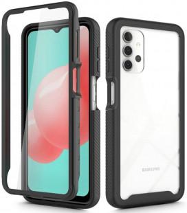 """Juodas dėklas Samsung Galaxy A32 LTE telefonui """"Tech-protect Defense360"""""""