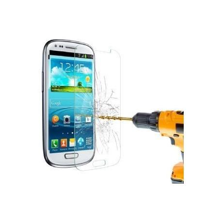 Apsauginis grūdintas stiklas Samsung Galaxy S3 mini telefonui