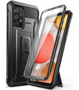 """Juodas dėklas Samsung Galaxy A72 telefonui """"Supcase Unicorn Beetle Pro"""""""