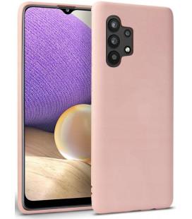"""Rožinis dėklas Samsung Galaxy A32 LTE telefonui """"Tech-protect Icon"""""""
