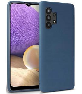 "Mėlynas dėklas Samsung Galaxy A32 LTE telefonui ""Tech-protect Icon"""