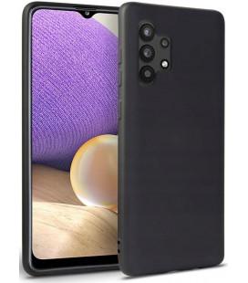 """Juodas dėklas Samsung Galaxy A32 LTE telefonui """"Tech-protect Icon"""""""