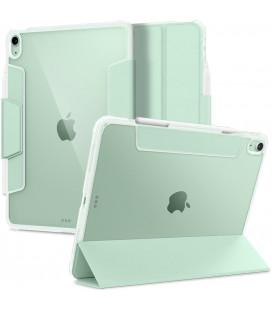 """Žalias atverčiamas dėklas Apple iPad Air 4 2020 planšetei """"Spigen Ultra Hybrid Pro"""""""