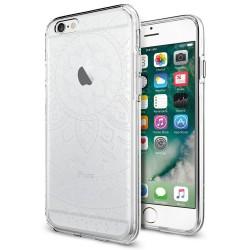 """Skaidrus dėklas Apple iPhone 6/6s telefonui """"Spigen Liquid Crystal"""""""