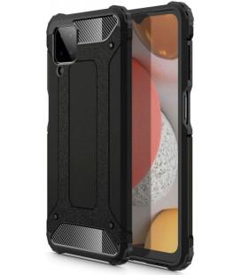 """Juodas dėklas Samsung Galaxy M12 telefonui """"Tech-Protect Xarmor"""""""