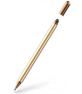 """Auksinės spalvos pieštukas - Stylus telefonui/planšetei/kompiuteriui """"Tech-Protect Charm"""""""